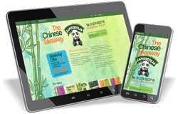 Chinese Menu Printing  - FREE Printed Takeaway Menu Website