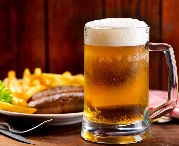 Pub and Bar food image library (c) Low Cost Menus