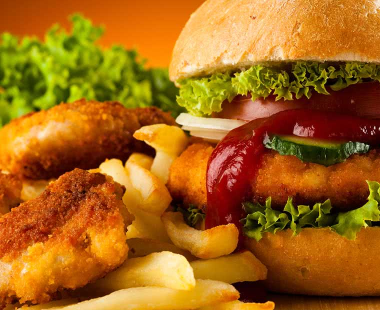 Fast Food image library (c) Low Cost Menus