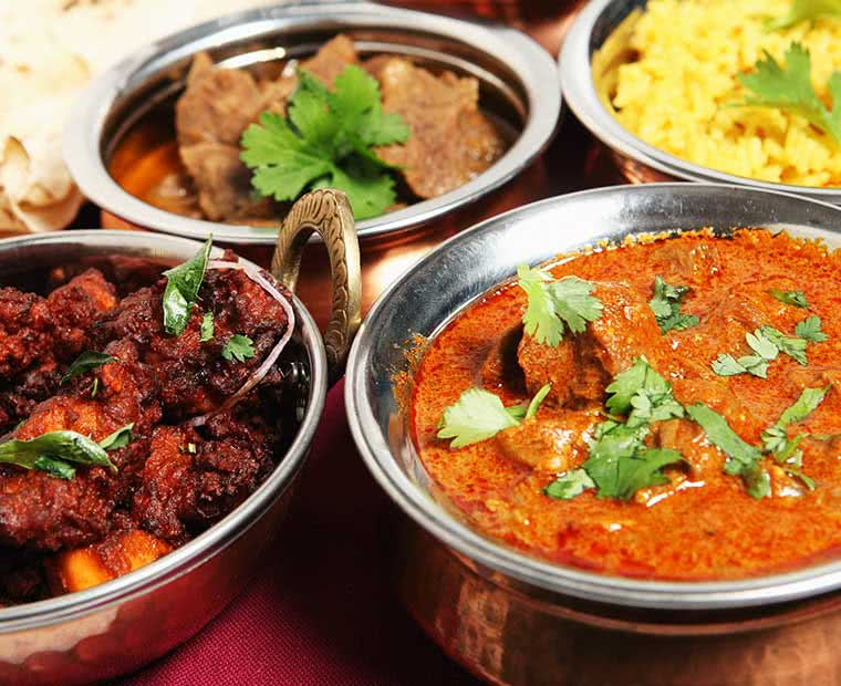 Indian takeaway image library (c) Low Cost Menus